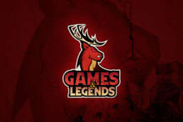 Titinageor Logotipo Hoodies Games & Legends 01
